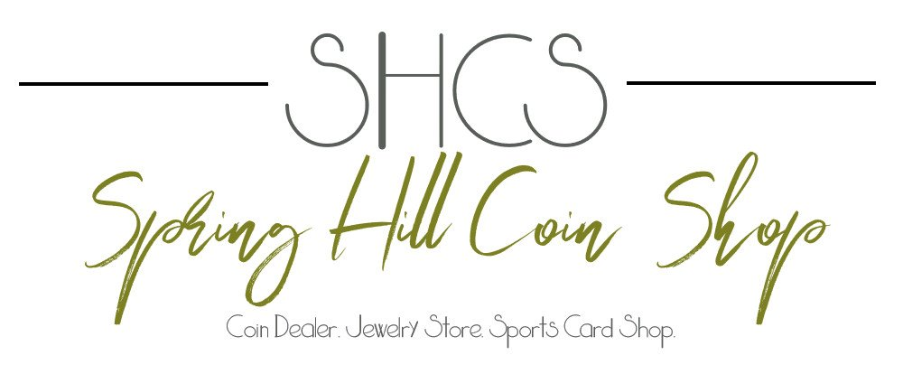 SHCS: Spring Hill Coin Shop